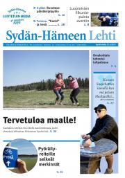 Sydän-Hämeen Lehti 31.5.2017