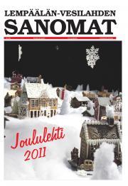 Lempäälän-Vesilahden Sanomat 22.12.2011