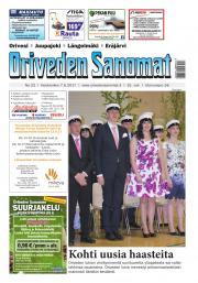 Oriveden Sanomat 07.06.2017