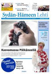 Sydän-Hämeen Lehti 14.6.2017