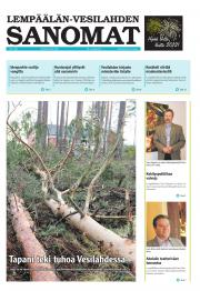 Lempäälän-Vesilahden Sanomat 29.12.2011