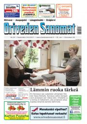 Oriveden Sanomat 14.06.2017