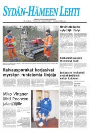 Sydän-Hämeen Lehti 30.12.2011