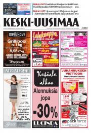 Lehtiluukku.fi - Keski-Uusimaa 20.6.2017 - Suomen laajin valikoima  digilehtiä netissä 014e63b606