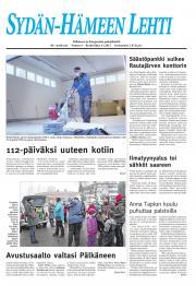 Sydän-Hämeen Lehti 05.01.2012
