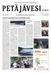 Petäjävesi-lehti