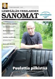 Lempäälän-Vesilahden Sanomat 5.7.2017