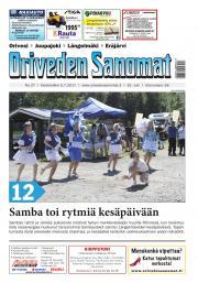 Oriveden Sanomat 05.07.2017