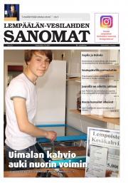 Lempäälän-Vesilahden Sanomat 12.7.2017