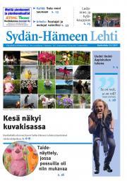Sydän-Hämeen Lehti 12.7.2017