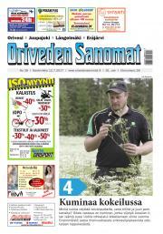 Oriveden Sanomat 12.07.2017