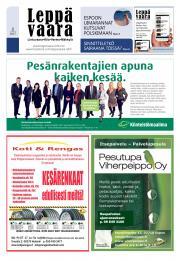 Leppävaara-lehti