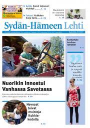Sydän-Hämeen Lehti 19.7.2017
