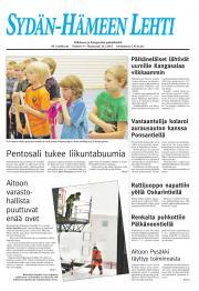Sydän-Hämeen Lehti 17.01.2012