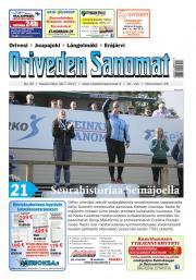 Oriveden Sanomat 26.7.2017