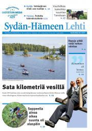 Sydän-Hämeen Lehti 26.7.2017