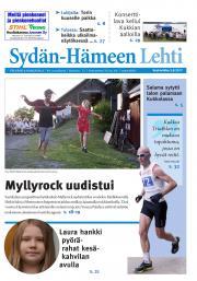 Sydän-Hämeen Lehti 2.8.2017