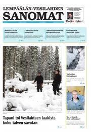 Lempäälän-Vesilahden Sanomat 19.01.2012