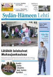 Sydän-Hämeen Lehti 9.8.2017