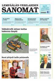 Lempäälän-Vesilahden Sanomat 23.01.2012