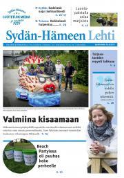 Sydän-Hämeen Lehti 16.8.2017