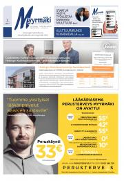 Myyrmäki-lehti