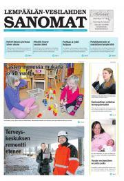 Lempäälän-Vesilahden Sanomat 26.01.2012