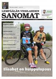 Lempäälän-Vesilahden Sanomat 23.8.2017