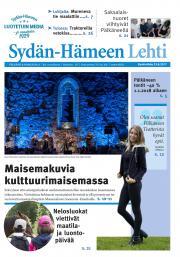Sydän-Hämeen Lehti 23.8.2017