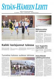 Sydän-Hämeen Lehti 27.01.2012