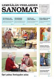 Lempäälän-Vesilahden Sanomat 30.01.2012