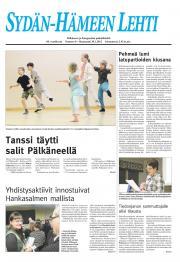 Sydän-Hämeen Lehti 31.01.2012
