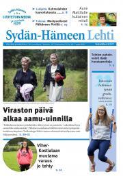 Sydän-Hämeen Lehti 6.9.2017