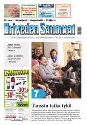 Oriveden Sanomat 06.09.2017