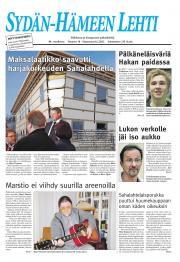 Sydän-Hämeen Lehti 07.02.2012