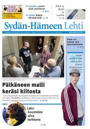 Sydän-Hämeen Lehti 20.9.2017