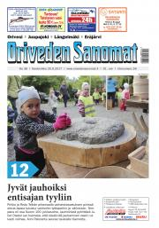 Oriveden Sanomat 20.9.2017