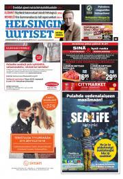 Helsingin Uutiset (metropainos)