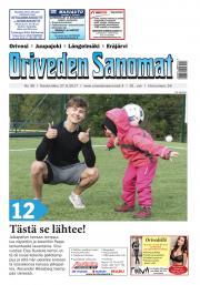 Oriveden Sanomat 27.9.2017