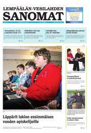 Lempäälän-Vesilahden Sanomat 13.02.2012