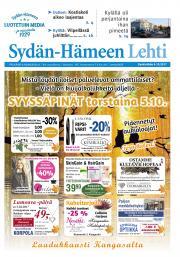 Sydän-Hämeen Lehti 4.10.2017