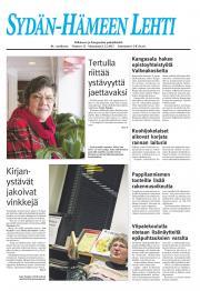 Sydän-Hämeen Lehti 14.02.2012