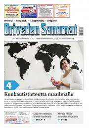 Oriveden Sanomat 4.10.2017