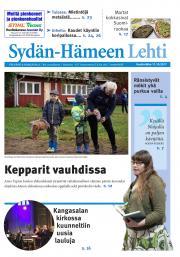 Sydän-Hämeen Lehti 11.10.2017