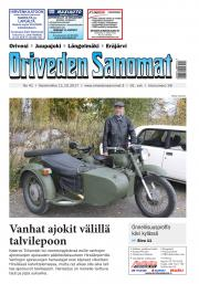 Oriveden Sanomat 11.10.2017