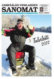 Lempäälän-Vesilahden Sanomat 16.02.2012