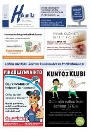 Hakunila-lehti