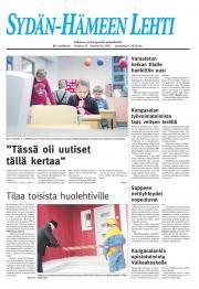 Sydän-Hämeen Lehti 17.02.2012
