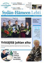 Sydän-Hämeen Lehti 18.10.2017