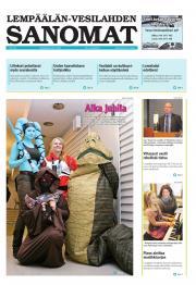 Lempäälän-Vesilahden Sanomat 20.02.2012